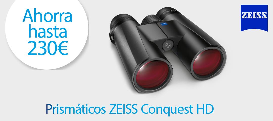 Promoción ZEISS Conquest HD