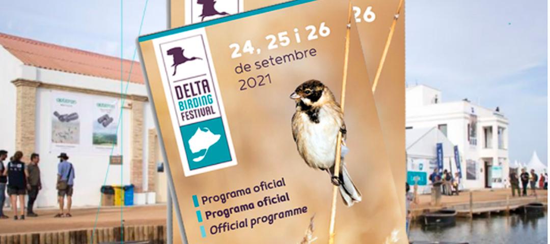 Vuelve Delta Birding Festival, ¡visita nuestro stand!